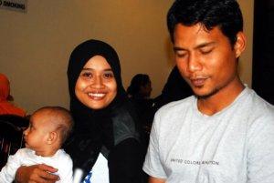 zubec's family: irfan, zubec and chajo