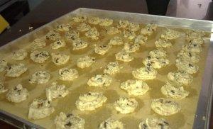 cookies yg belum jadi.. tu yang saya..