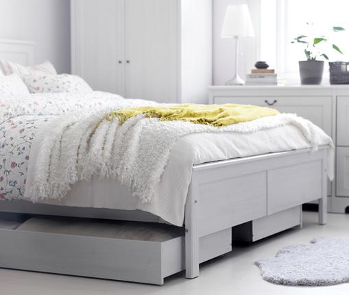 Ikea Bedroom Furniture In White