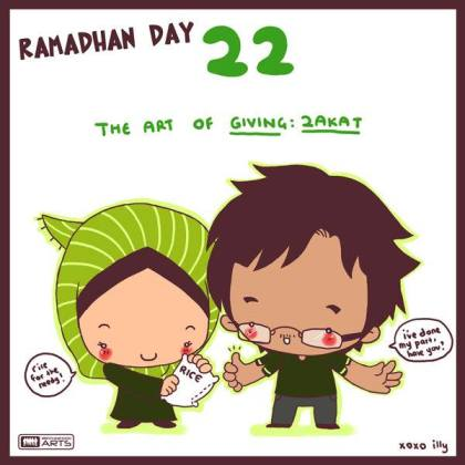 Ramadhan 22