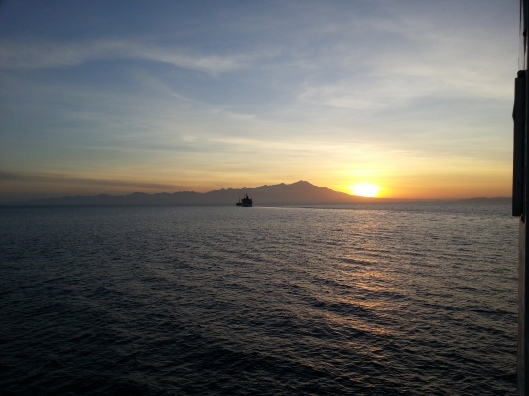 #9 Sunrise in Lombok Island