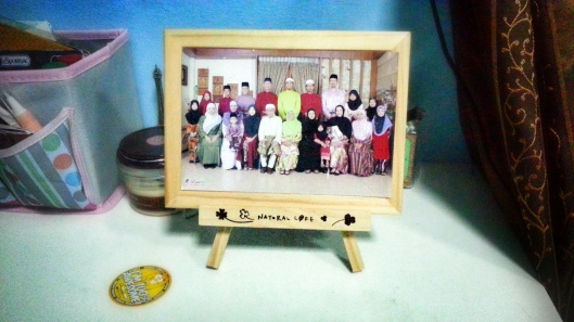 glad to have this photo as family..