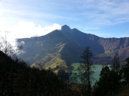 Selamat tinggal Gunung Rinjani..
