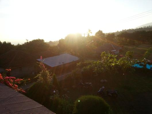 matahari pagi..