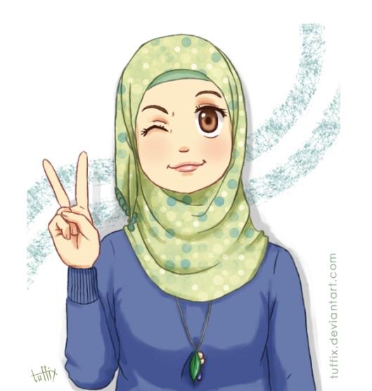 muslimah peace
