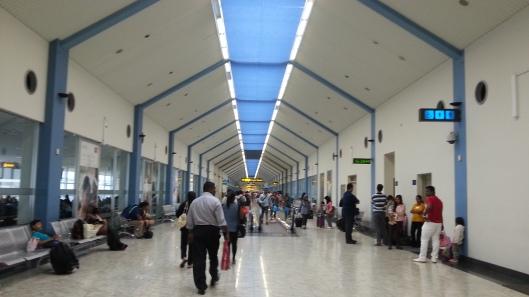 Columbo Airport