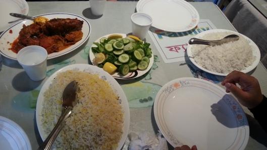 makan tengahari kami