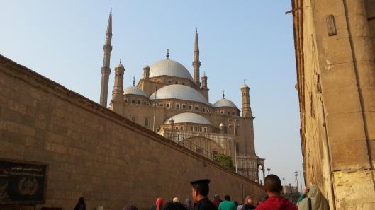 Masjid Ali Pasha.